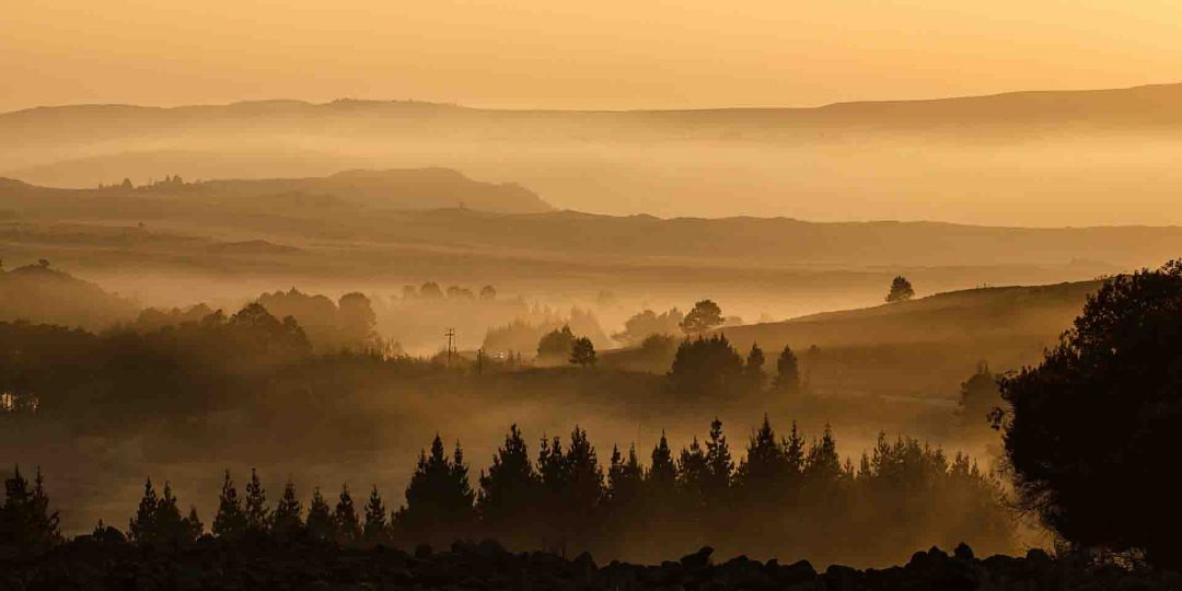 The Misty Valley